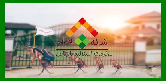 شركة مكافحة صراصير بالمدينة المنورة